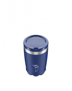 Coffee Cup Matte Blue | 340ml