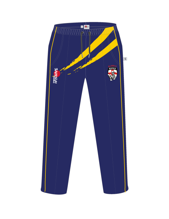 Blighty Ducks Cricket Trouser | Blue