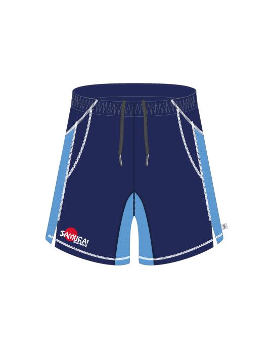 Clipper Shorts | Navy/Sky