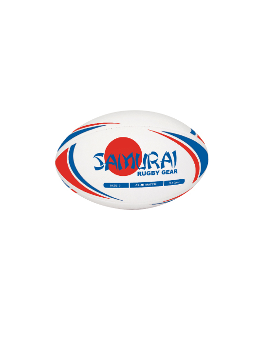 Club Match Rugby Ball Size 4