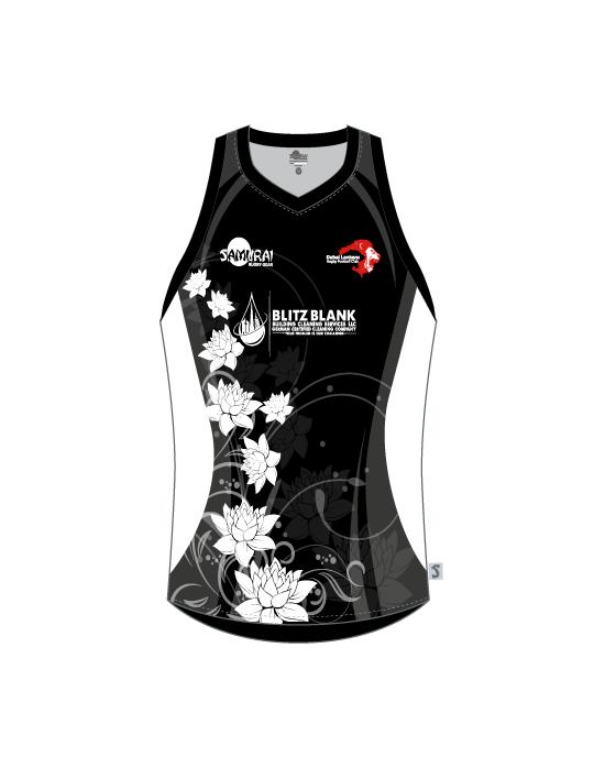 Dubai Lankans Rugby Vest