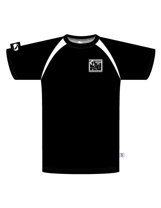 Unisex Performing Arts Tshirt | Black