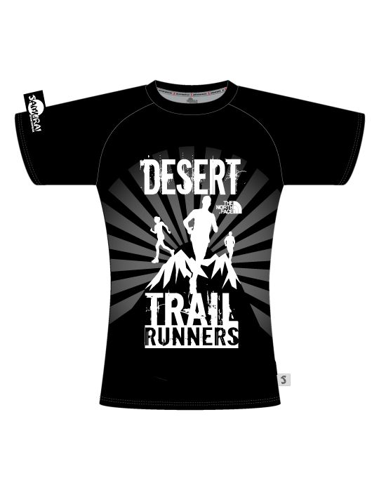 Desert Trail Runners Ladies Tshirt