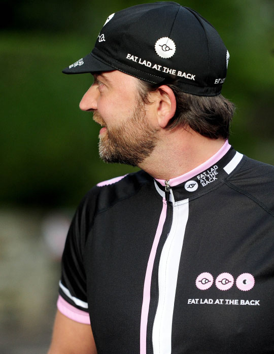 Fair Capped Lads Cycling Cap