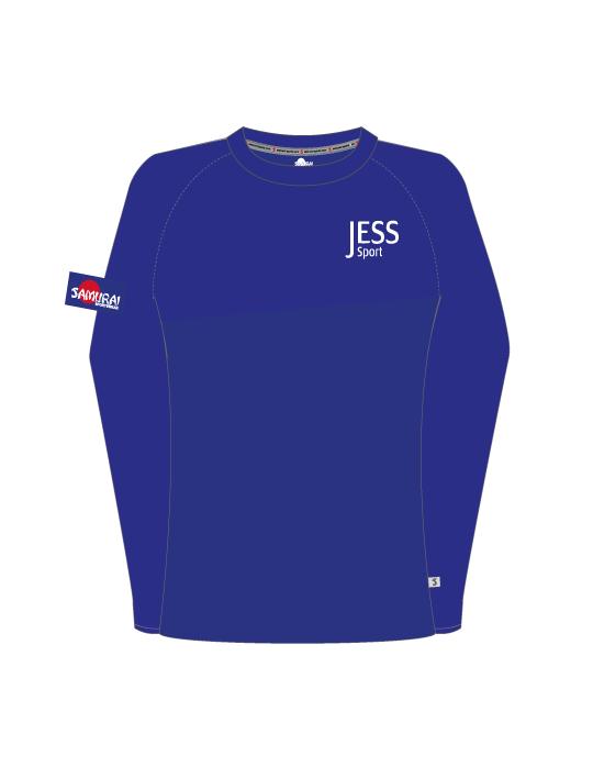Girls PE Long Sleeve Shirt