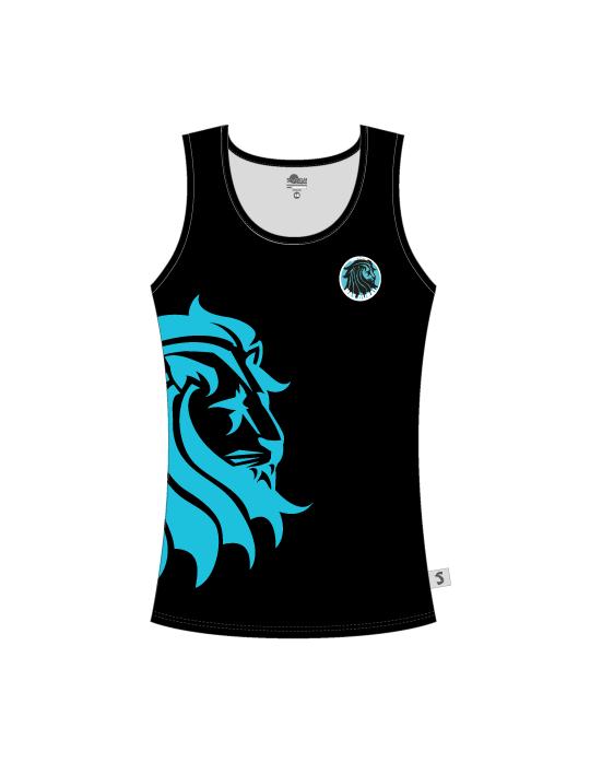 Girls Athletic Vest | Yr 3-13