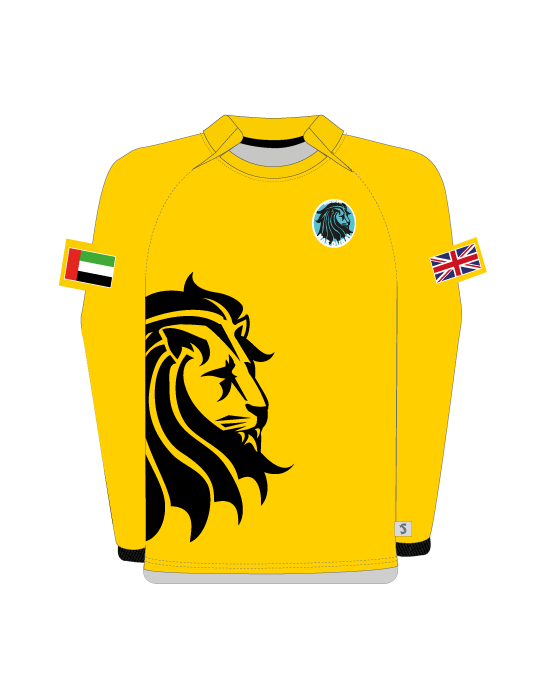 Unisex Goalkeeper Shirt | Yr 3 -13