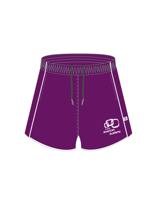 American Academy Ladies Kuro Shorts