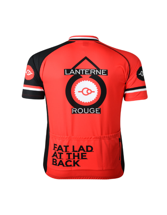 Lanterne Rouge Short Sleeve Cycling Jersey