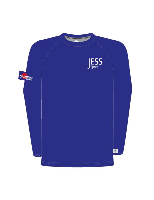 Boys PE Long Sleeve Shirt