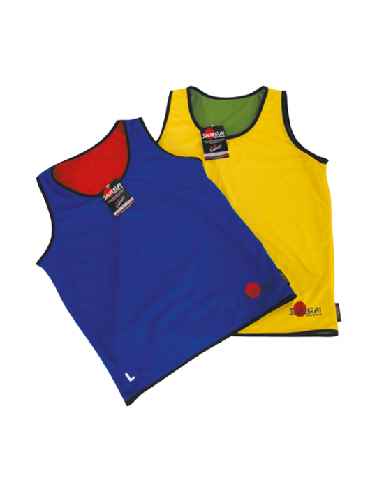 Reversible Pro Training Vest | Yellow/Green