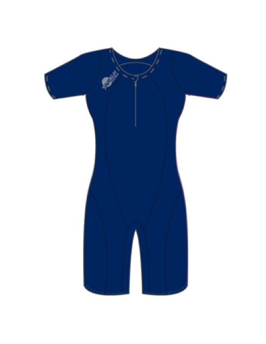 Ladies Race Suit | Navy