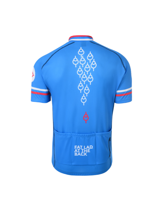 Men's Rum'n Short Sleeve Cycling Jersey