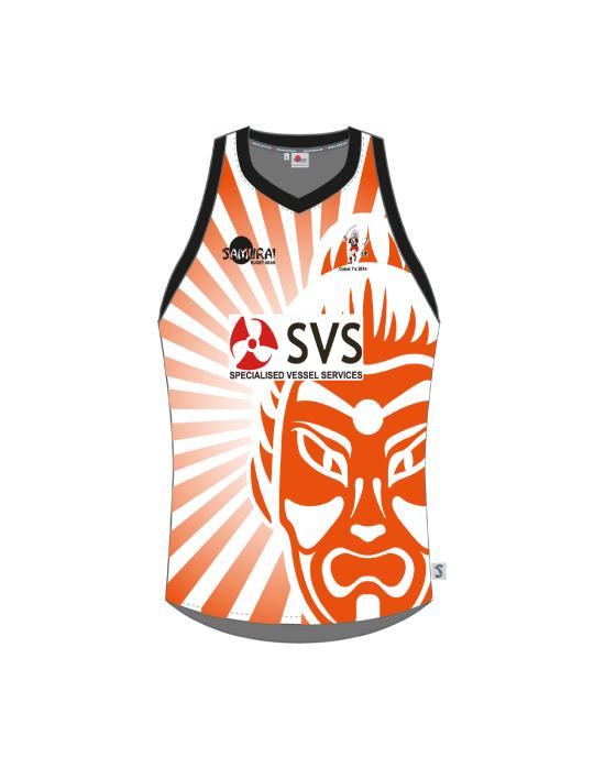 Samurai 7's Vest