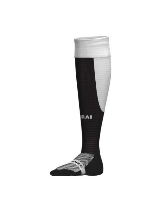 Tri Nation Socks | Black/White