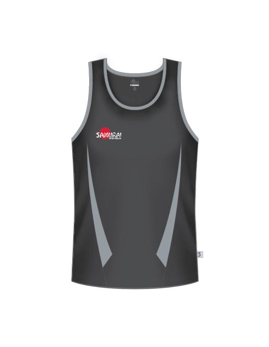 Classic Vest | Black/Grey