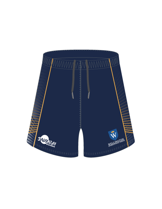 WIS Basketball Shorts | Boys