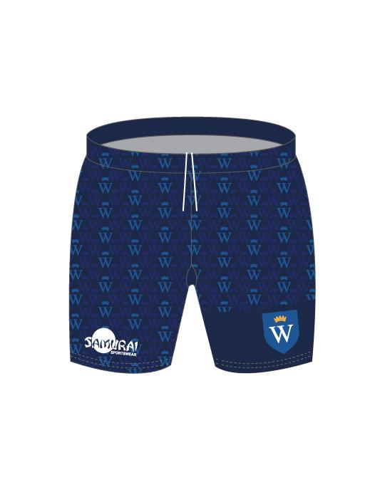 Boys Swimming Jammer | Blue