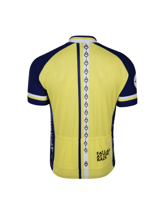 Yeller Belly Short Sleeve Cycling Jersey
